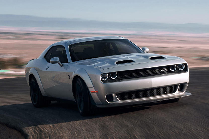 People Can't Get Enough Of The Dodge Challenger