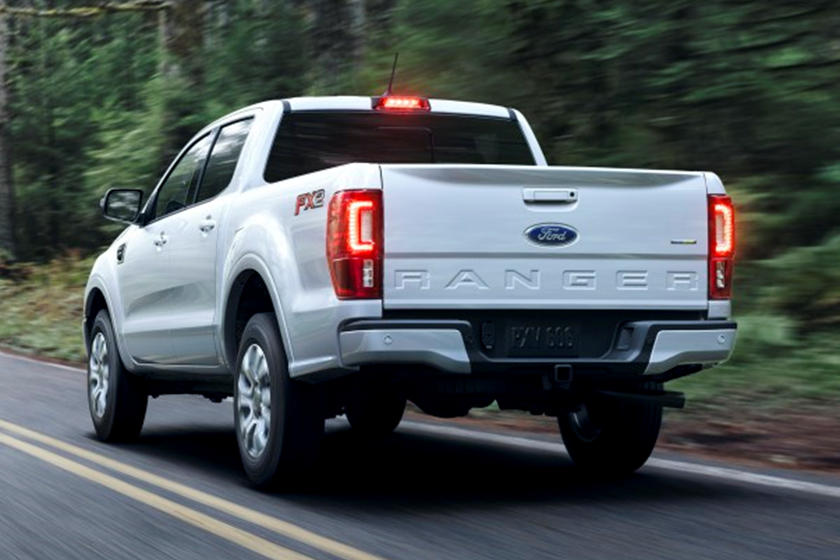 Leaked 2019 Ford Ranger Fuel Economy Figures Carbuzz