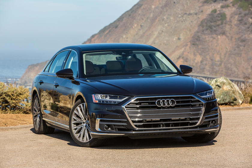 2019 Audi A8 Review Trims Specs And Price Carbuzz