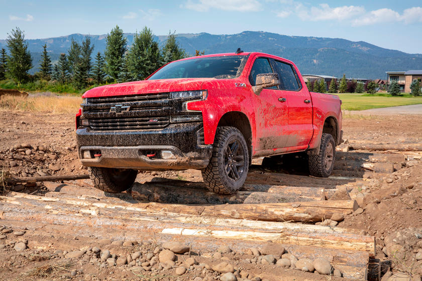 2019 Chevrolet Silverado 1500 Reviewtrims Specs And Price Carbuzz