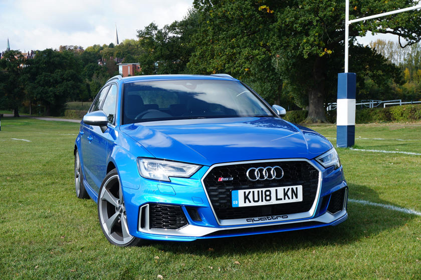 2019 Audi RS3 Sportback Test Drive Review: Blunt Force ...