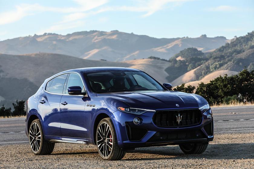 2019 Maserati Levante Trofeo Review Trims Specs And Price Carbuzz