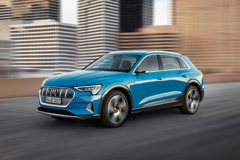 Audi Tells Us Customers Are Spending Big On New E Trons Carbuzz