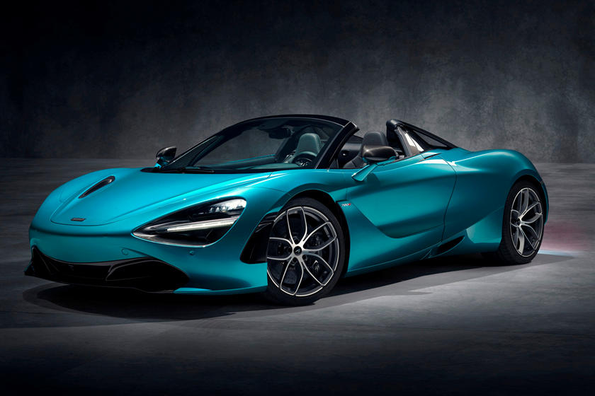 Meet The 2019 McLaren 720S Spider: McLaren Blows The Roof Off Its Magnificent Supercar