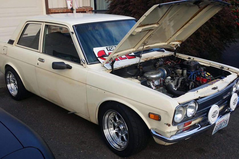 Weekly Craigslist Hidden Treasure 1972 Datsun 510 Carbuzz