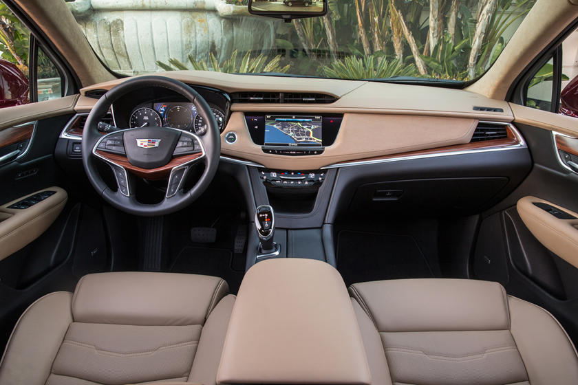 Cadillac Wont Bother Giving The Xt6 Crossover A Unique Interior
