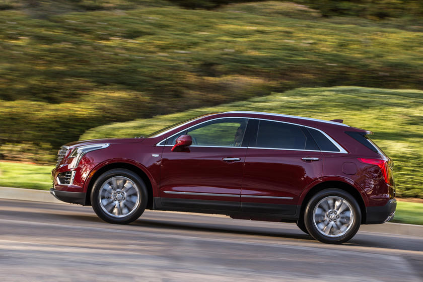 Cadillac Won T Bother Giving The Xt6 Crossover A Unique Interior