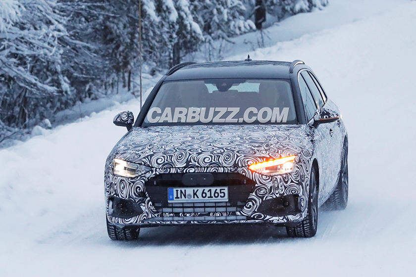 Audi A4 Getting Significant Refresh To Battle Bmw 3 Series Carbuzz
