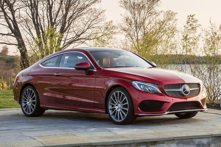 2018 Mercedes Benz C Class C300 Coupe Review Trims Specs And Price
