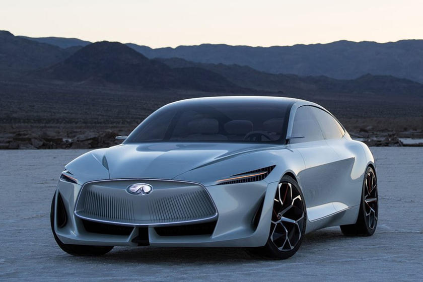 Infiniti Previews Stunning Electric Suv To Rival Tesla Model X Carbuzz