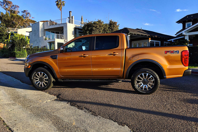 2019 Ford Ranger Review, Trims, Specs and Price - CarBuzz