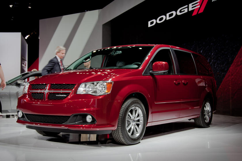 Fastest Minivans On The Planet Carbuzz