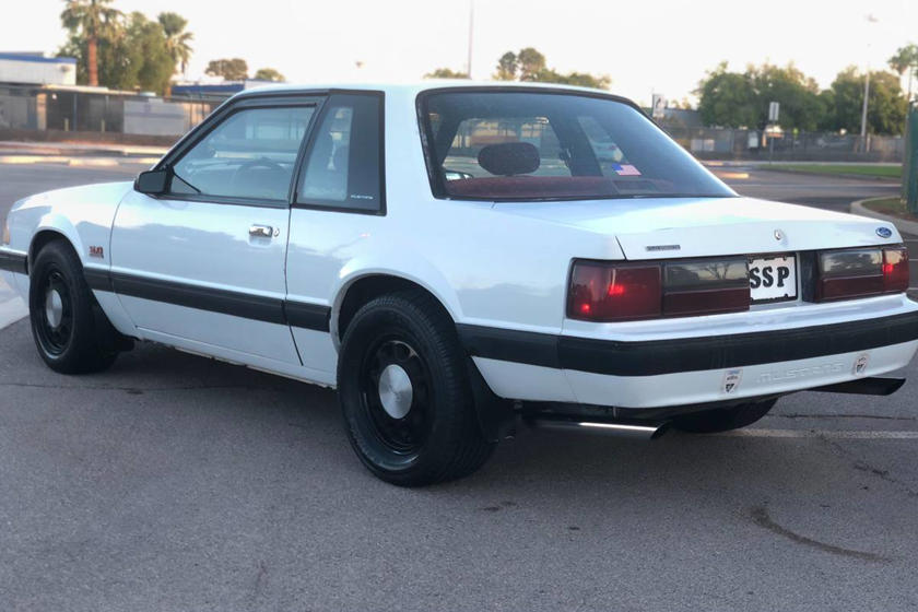 Weekly Craigslist Hidden Treasure 1989 Ford Mustang Ssp Cop Car