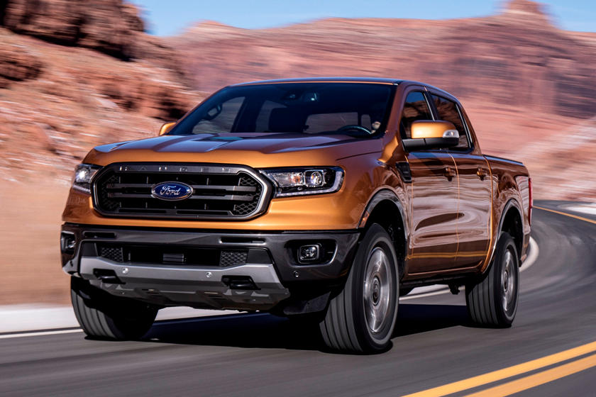 2019 Ford Ranger Oil Change Requires An Unusual Extra Step Carbuzz