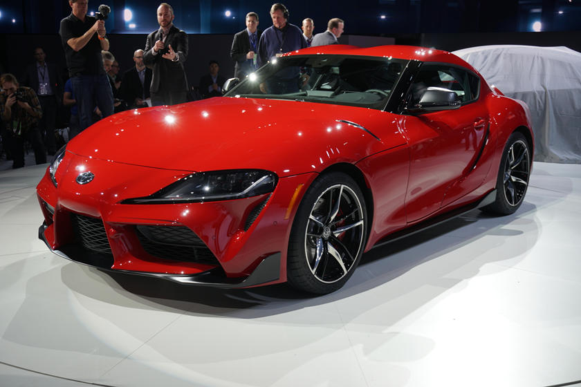 This Is The 2020 Toyota GR Supra