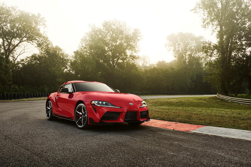 2020 Toyota Supra Review Trims Specs And Price Carbuzz