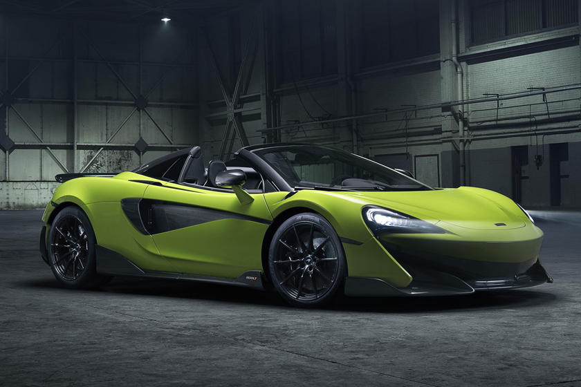 Say Hello To The McLaren 600LT Spider