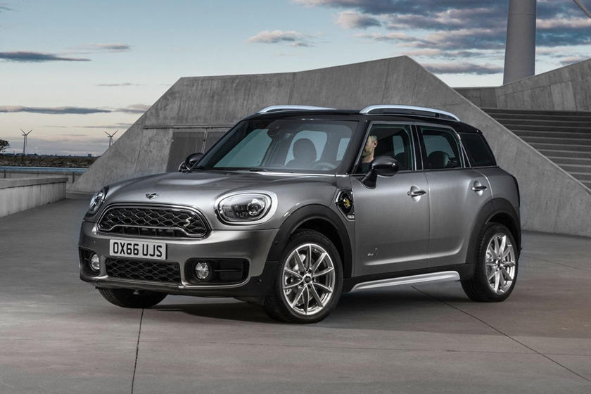 2018 Mini Cooper Countryman Plug In Hybrid Review Trims Specs And