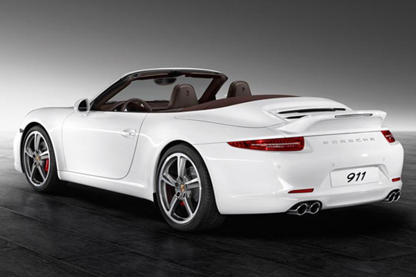 2013 porsche 911 horsepower
