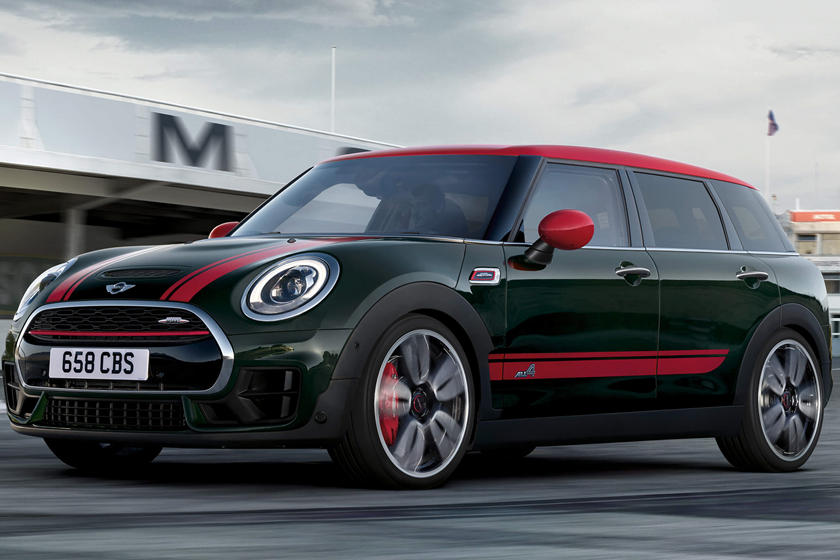 Image result for jcw clubman