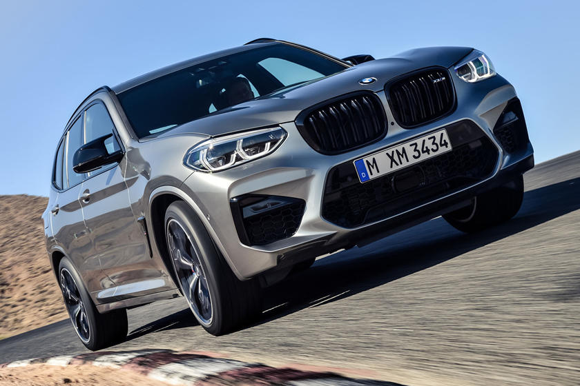 2020 BMW X3 M & X4 M Arrive With Over 500 Horsepower