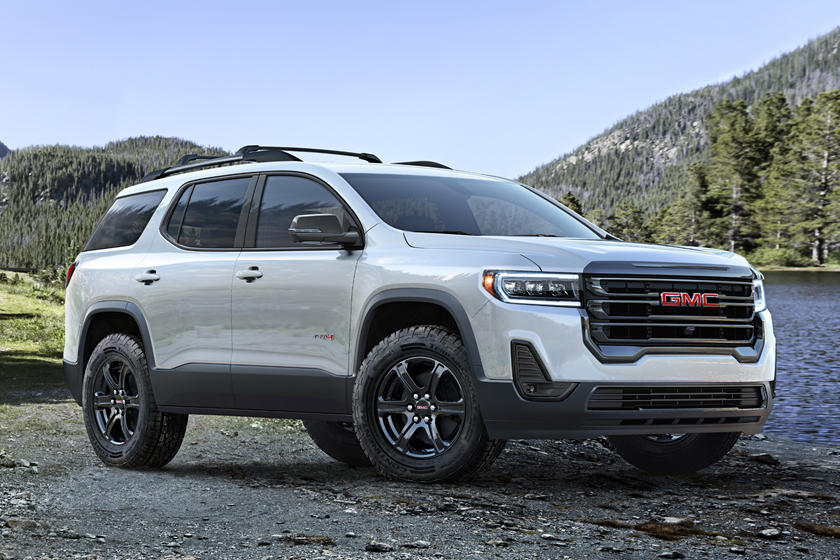 2020 GMC Acadia Arrives With Bolder Styling