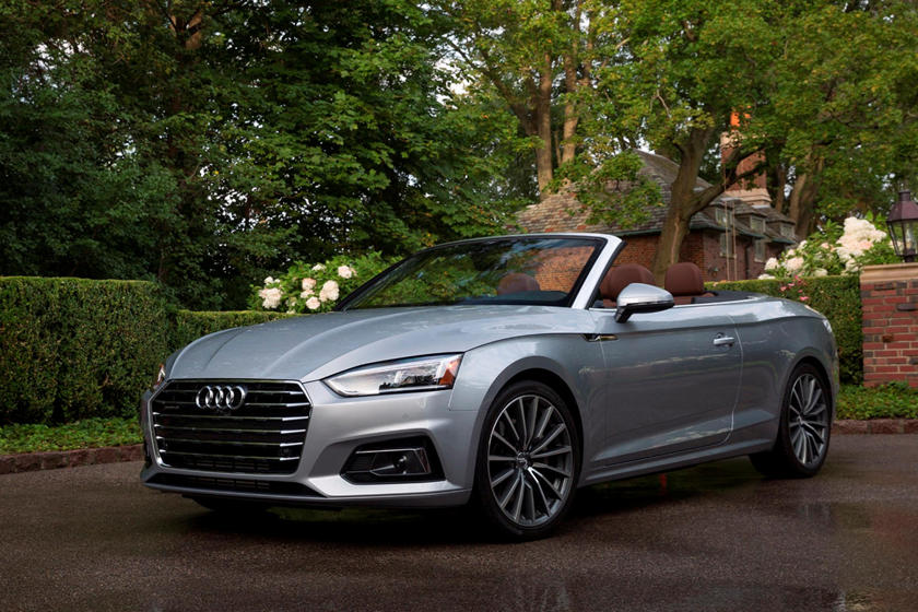 2018 Audi A5 Convertible Review Trims Specs And Price Carbuzz
