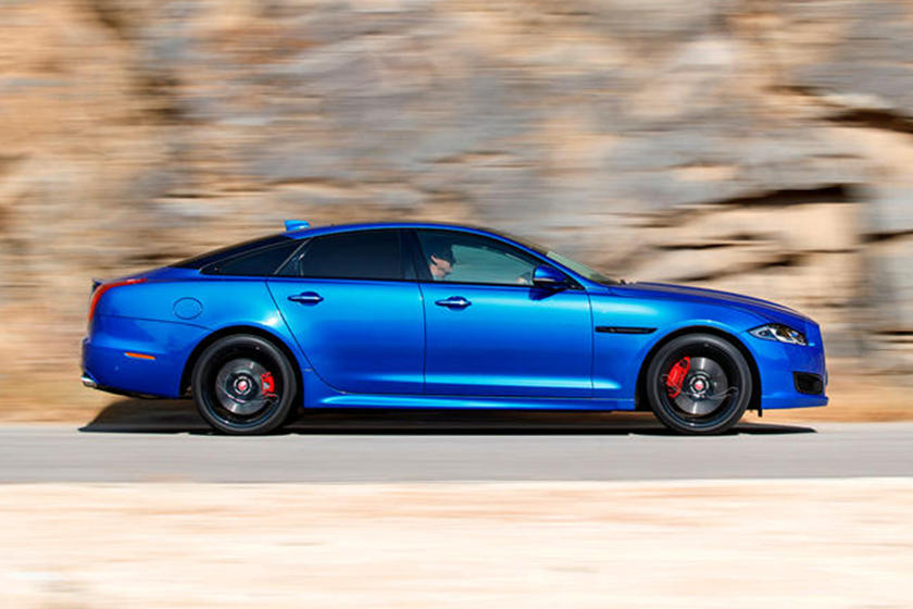 All Electric Jaguar Xj Could Produce Over 800 Horsepower Carbuzz