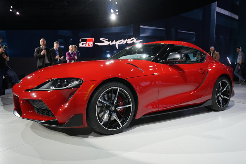 Toyota Made The Supra Fuel Efficient Without Even Trying