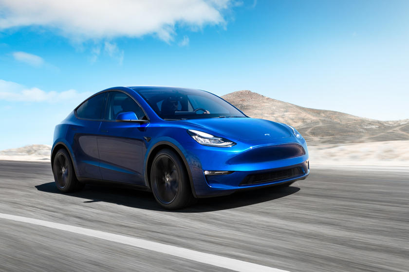 Say Hello To The Affordable Tesla Model Y SUV