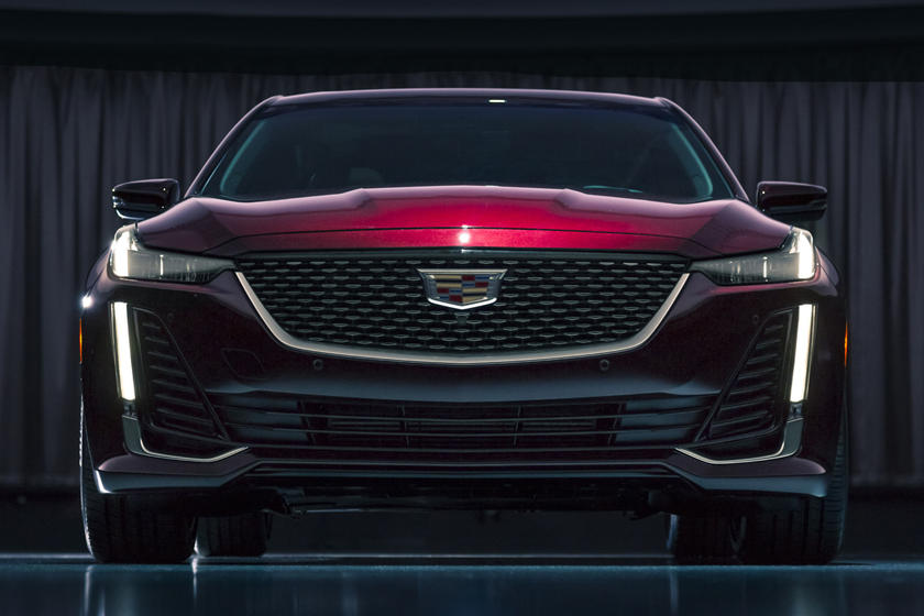 Feast Your Eyes On The All-New 2020 Cadillac CT5 Sedan