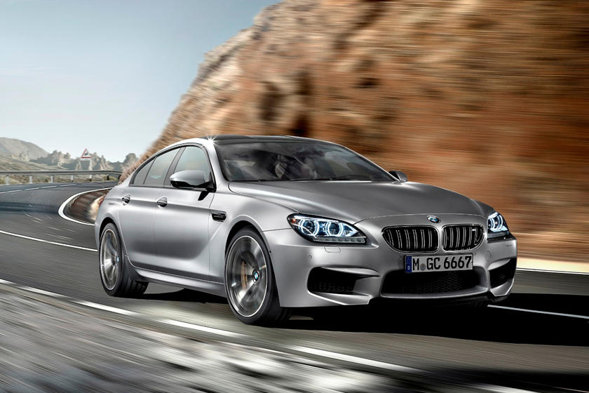 2018 Bmw M6 Gran Coupe Review Trims Specs And Price Carbuzz