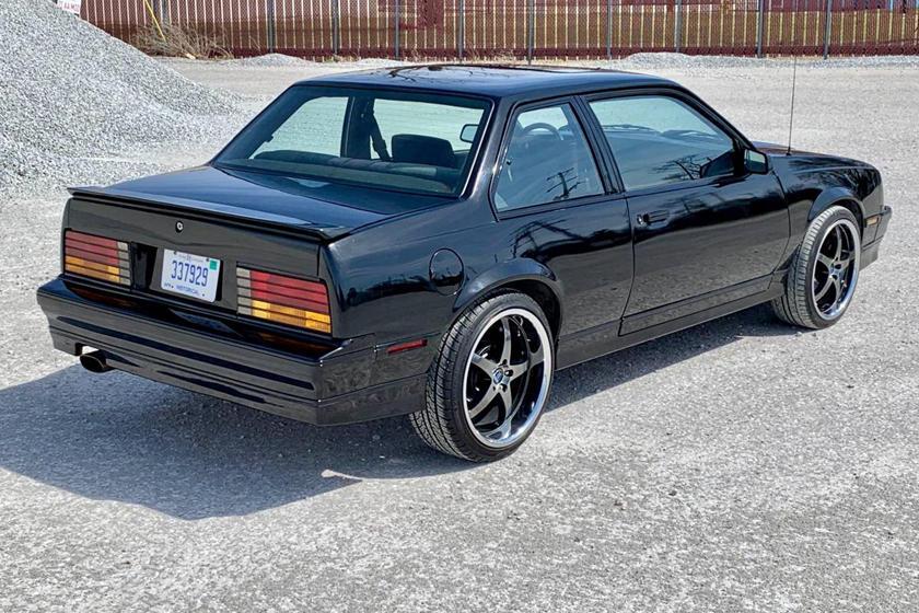 1987 chevy cavalier z24 hatchback