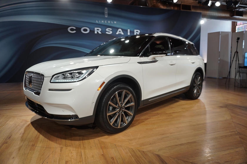 2020 Lincoln Corsair Arrives With Elegant Looks And Smart New Tech