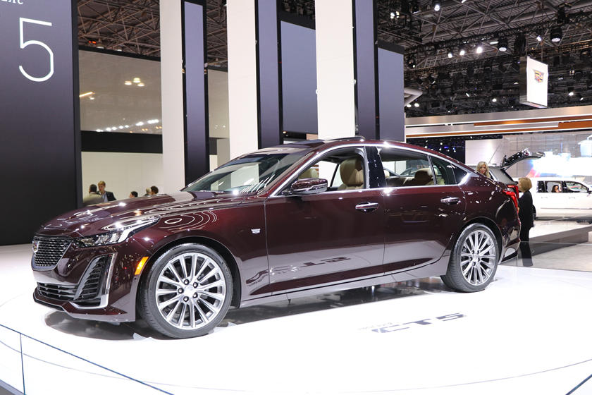 Here's Why The Cadillac CT5 Is A Huge Improvement Over The ATS