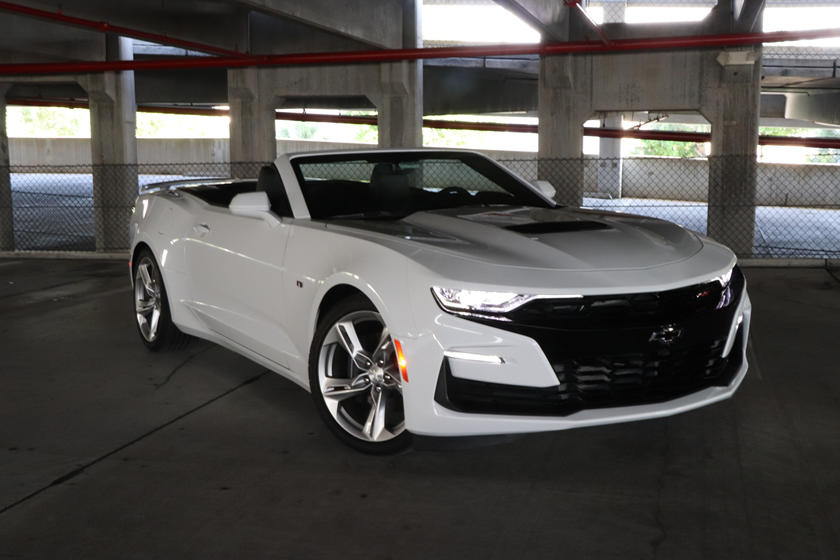 2019 Chevrolet Camaro Convertible Review, Trims, Specs And