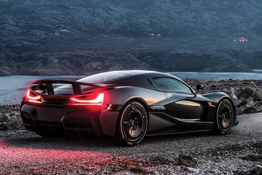 Rimac To Help Build Electric Sports Cars For Hyundai And Kia
