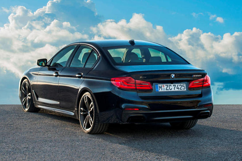 Confirmed: 2020 BMW 5 Series Coming With 8 Series Power