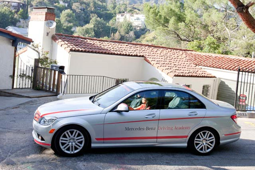 Mercedes Benz Launching Teen Driving School In Los Angeles