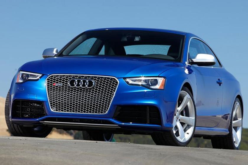 Tired Of The BMW M Buy An Audi RS Instead CarBuzz - Buy an audi