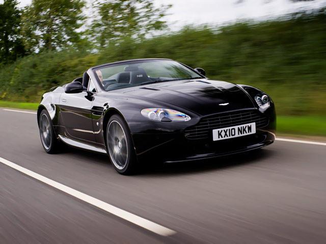 Upcoming 2011 Aston Martin V8 Vantage N420 Carbuzz
