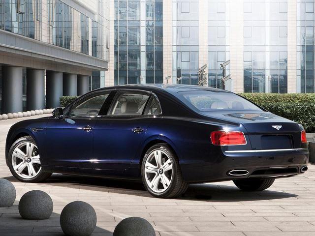 Bentley Plots Four-Door Coupe - CarBuzz