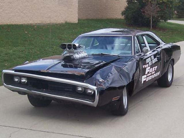 Own Quot The Fast And The Furious Quot 1970 Dodge Charger Carbuzz