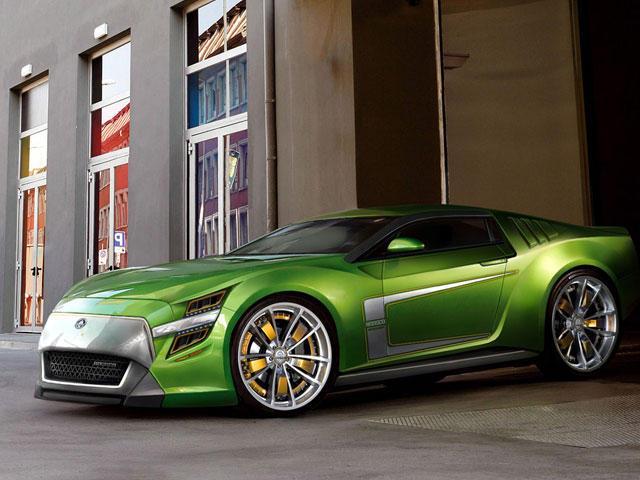 A Future Muscle Car Concept Jakusa Bossco Carbuzz
