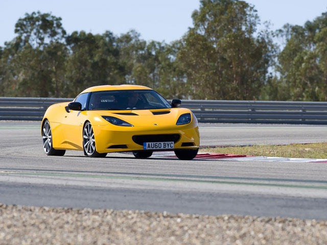 First Look 2011 Lotus Evora S Carbuzz