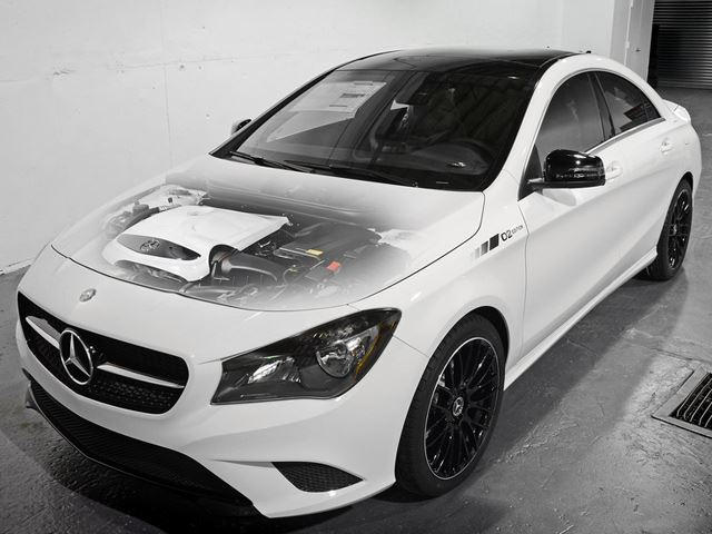 Mercedes CLA Restyled by D2 Autosport - CarBuzz