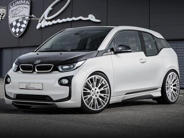 Lumma Design Introduces BMW I8 And I3 Concepts   CarBuzz