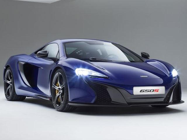 McLaren 650S Will Cost a Hefty Chunk of Change - CarBuzz