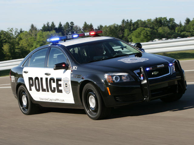 Video 2011 Chevrolet Caprice Ppv In Action Carbuzz