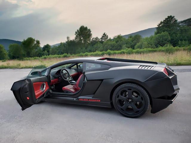 Lamborghini Gallardo Galaxy Warrior Fail Carbuzz